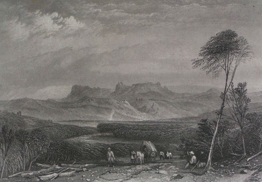 Australia Vol. 2 - Break of Day Plains, Tasmania (1873)