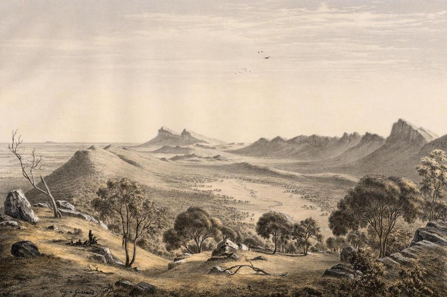 Australian Landscapes - Source of the Wannon (1866)