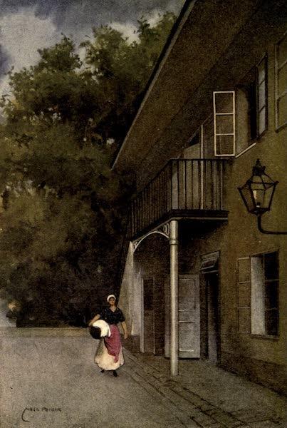 Austria-Hungary by G. E. Mitton - Vienna : Mozart's House (1914)