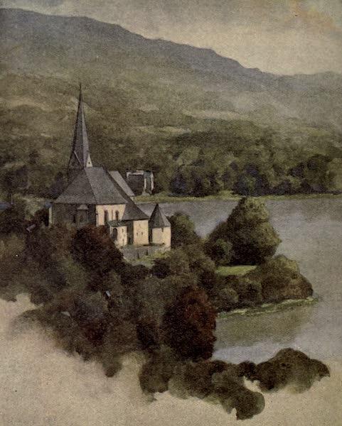 Carinthia : Maria-Worth on the Worthersee