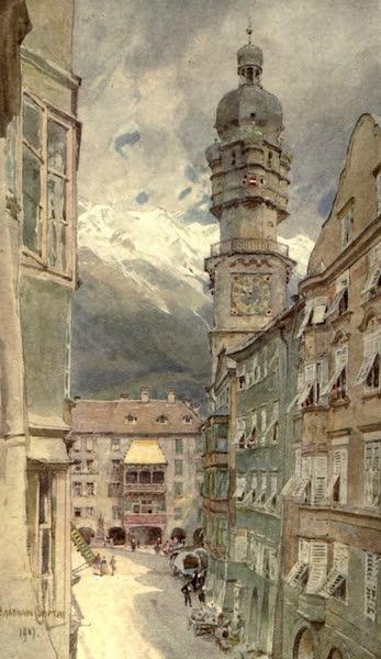 Austria-Hungary by G. E. Mitton - Innsbruck (1914)
