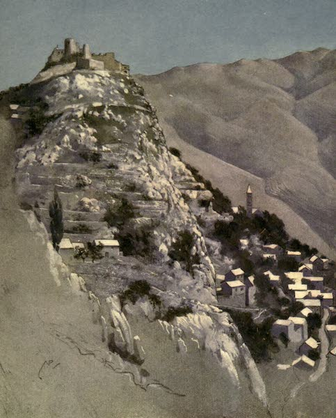 Clissa : A Study in Grey Rock