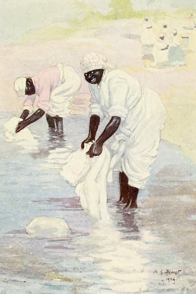 Back to Sunny Seas - Washing-Day (1905)