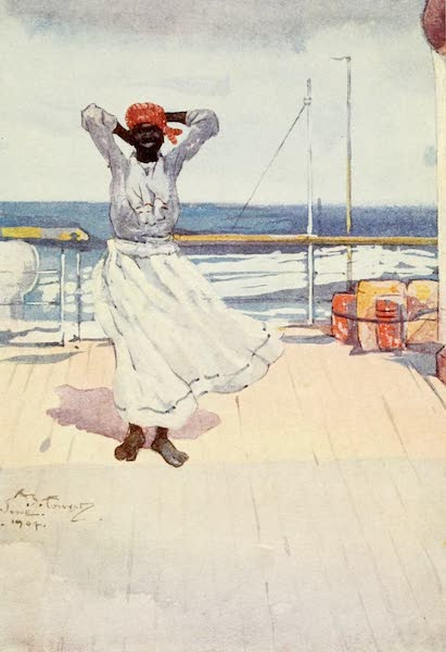 Back to Sunny Seas - A Deck-Passenger (1905)