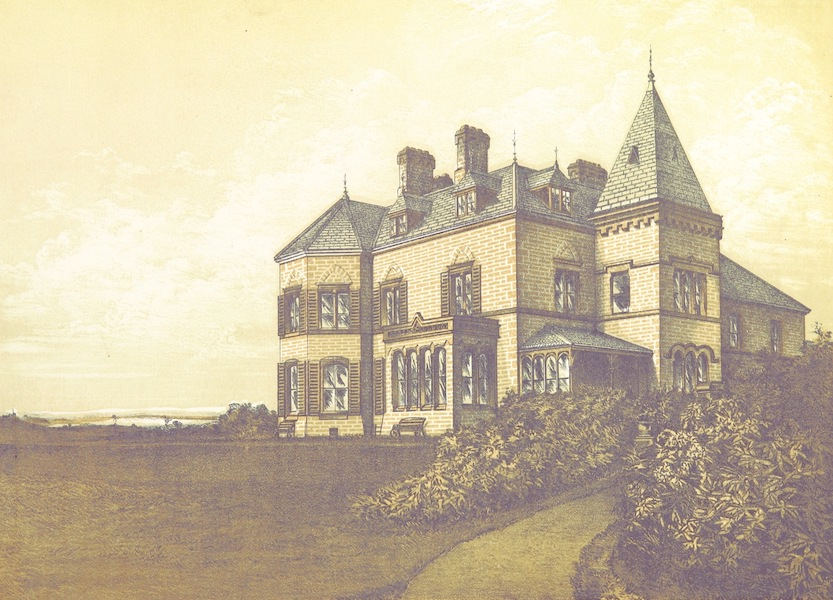 Barrow-in-Furness, It's History etc. - Crosslands, the Residence of J. T. Smith (1881)