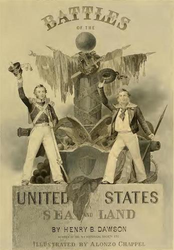 Aquatint & Lithography - Battles of the United States Vol. I