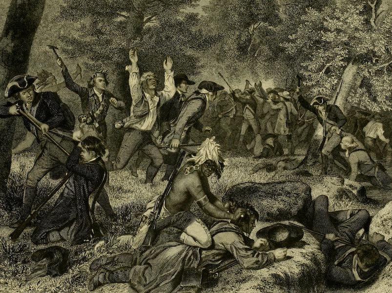 Battles of the United States Vol. I - Massacre of Wyoming (1858)