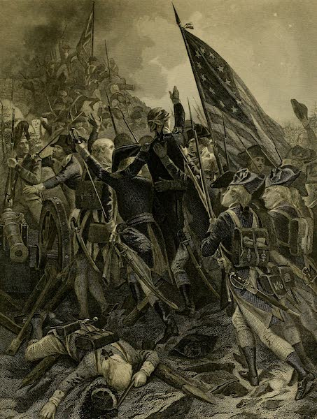 Battles of the United States Vol. I - Storming of Stony Point (1858)