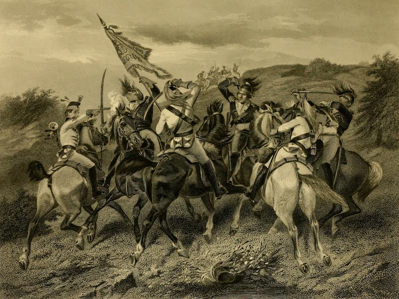 Battles of the United States Vol. I - Battle of Cowpens (1858)