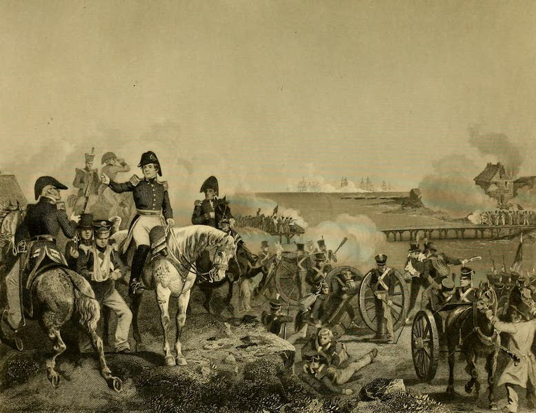 Battles of the United States Vol. II - Battle of Plattsburg (1858)