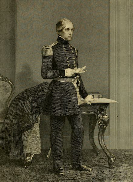 Battles of the United States Vol. II - General Wool (1858)