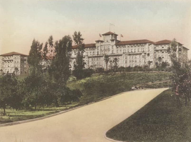 Beautiful Pasadena California - Hotel Huntington (1920)