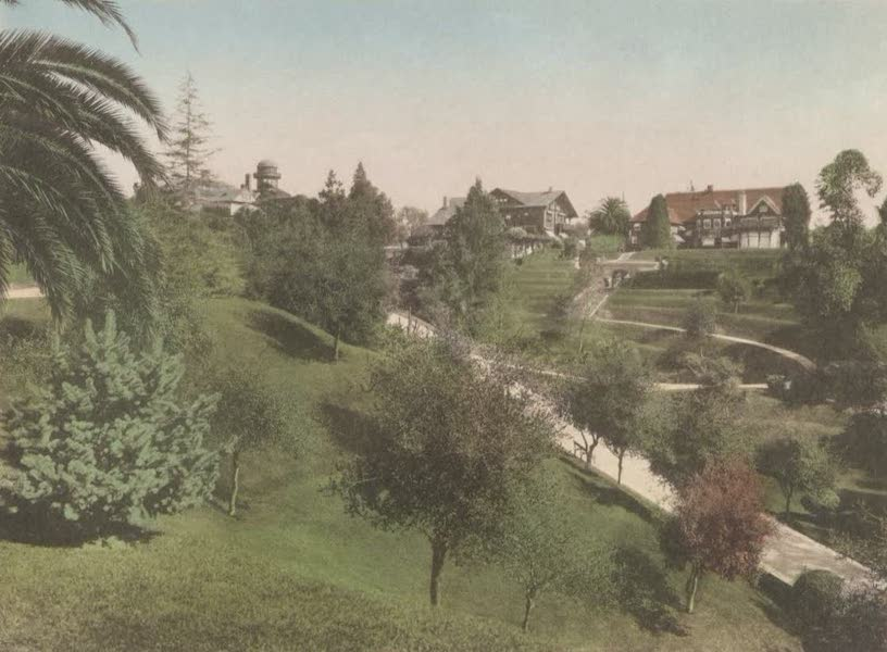 Beautiful Pasadena California - Busch Gardens [I] (1920)