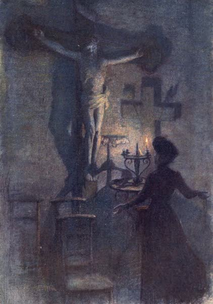 Belgium, Painted and Described - In Ste. Walburge's Church, Fumes (1908)