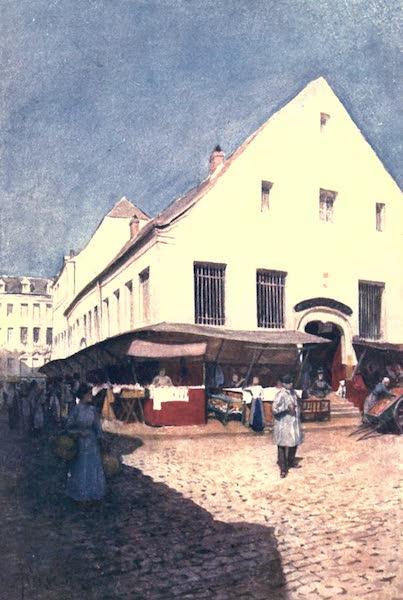 Belgium, Painted and Described - La Vieille Boucherie, Liege (1908)