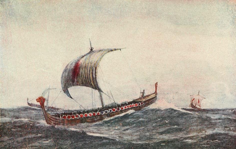Belgium Past and Present - The Viking Ship (1920)