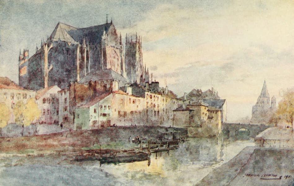Belgium Past and Present - Metz (1920)
