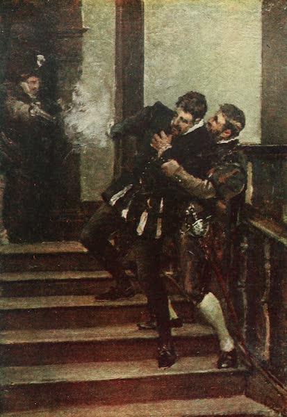 Belgium Past and Present - Death of William the Silent (1920)