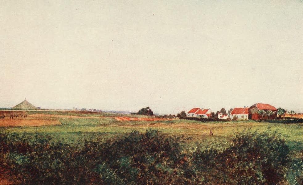 Belgium Past and Present - Waterloo (1920)