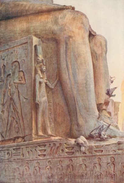 Below the Cataracts - Nerfert Ari, Luxor Temple (1907)