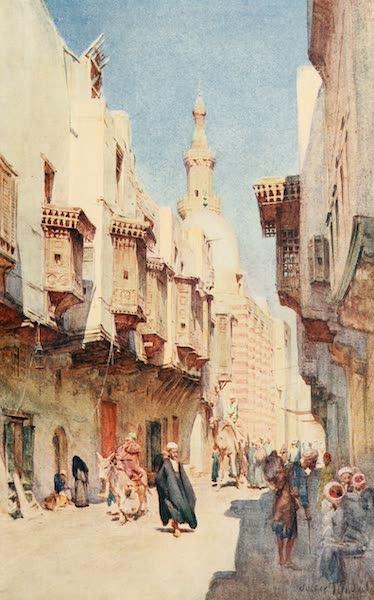 Below the Cataracts - El-Fouyateah, Cairo (1907)