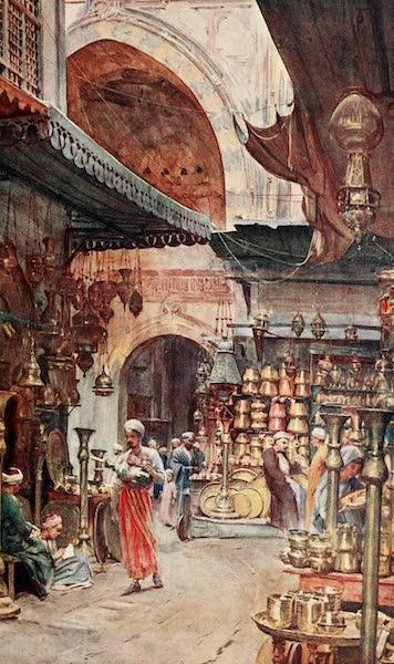 Below the Cataracts - Khan El-Khahl, Cairo (1907)