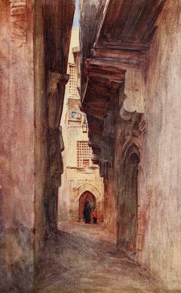 Below the Cataracts - The Sebil near the Gate of Zuweyla (1907)