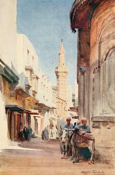 Below the Cataracts - El-Gamamese, Cairo (1907)