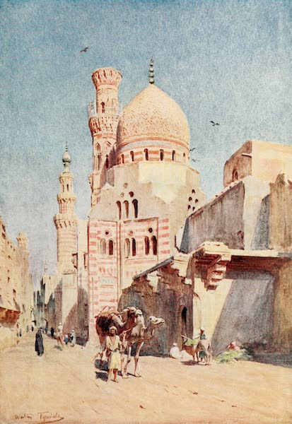 Below the Cataracts - Tomb Mosque of Arboughan, Cairo (1907)
