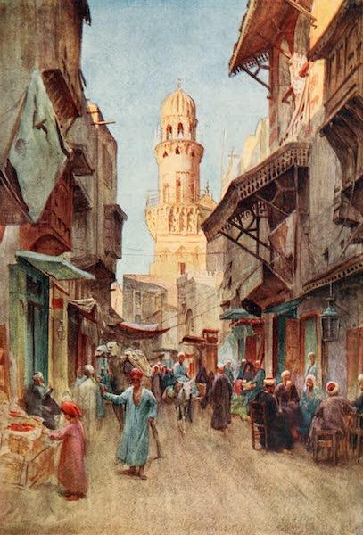 Below the Cataracts - El-Gamaliyeh, Cairo (1907)