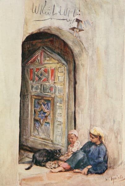 Below the Cataracts - An Arab Doorway (1907)