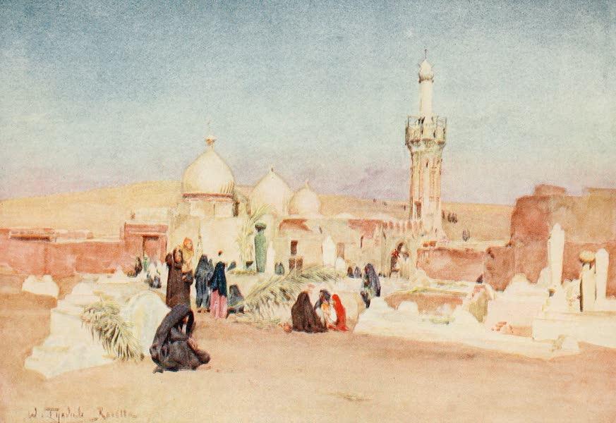 Below the Cataracts - Cemetery near Rosetta (1907)