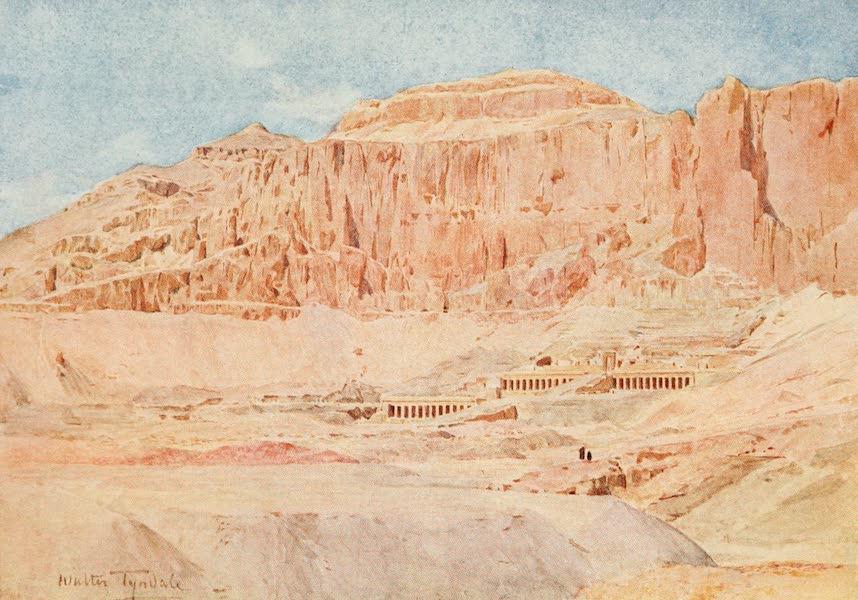 Below the Cataracts - Der El-Bahri (1907)