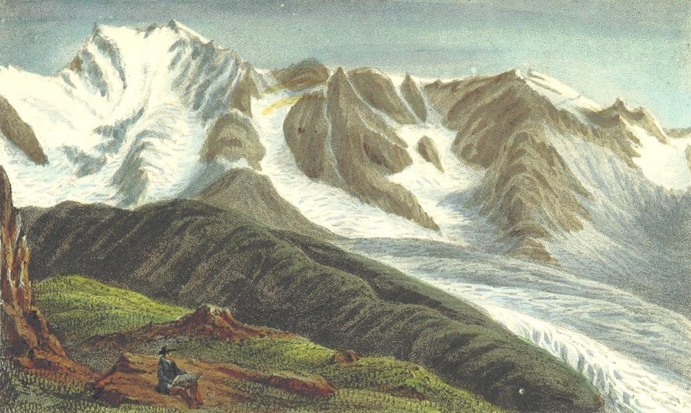 Bemerkungen aus den hochsten Schweizer-Alpen - Monte-Rosa von der Pedriolo Alpe [I] (1840)
