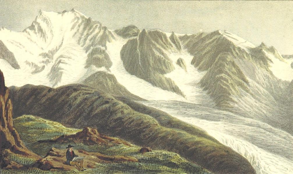 Bemerkungen aus den hochsten Schweizer-Alpen - Monte-Rosa von der Pedriolo Alpe [II] (1840)