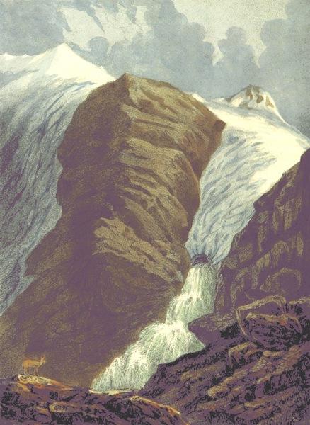Bemerkungen aus den hochsten Schweizer-Alpen - Erster Upsrung des Hinter Rheins (1840)