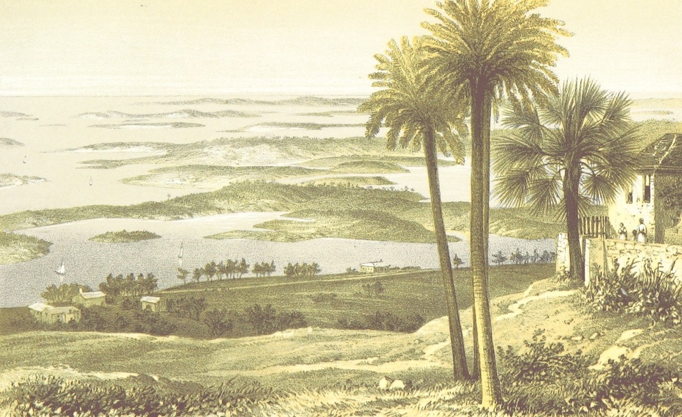 Bermuda, a Colony, a Fortress, and a Prison - A View from Gibbs Hill (1857)