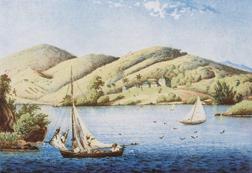 Bilder ans Westindien - Emmaus auf St. Jan (1861)