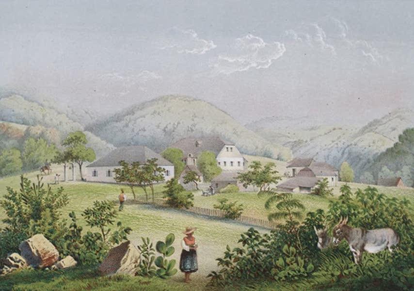 Bilder ans Westindien - Bethanien auf St. Jan (1861)