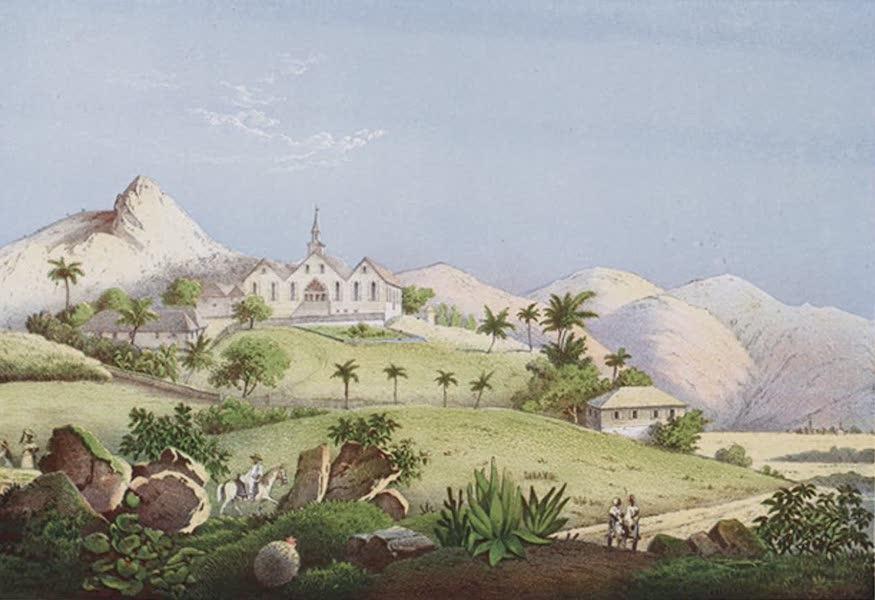 Bilder ans Westindien - Cedarhall auf Antigua (1861)