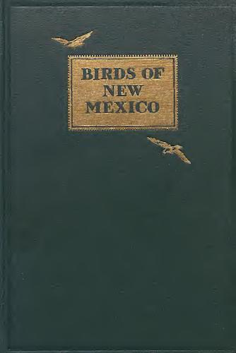 English - Birds of New Mexico