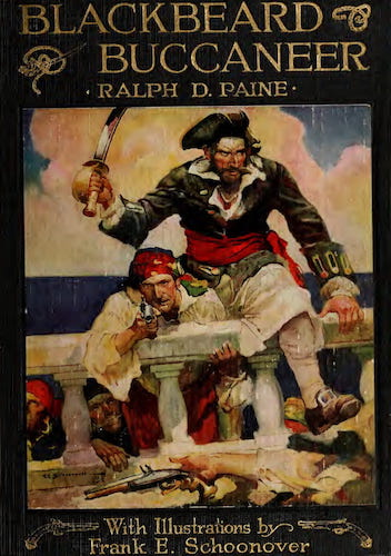 New York Public Library - Blackbeard, Buccaneer