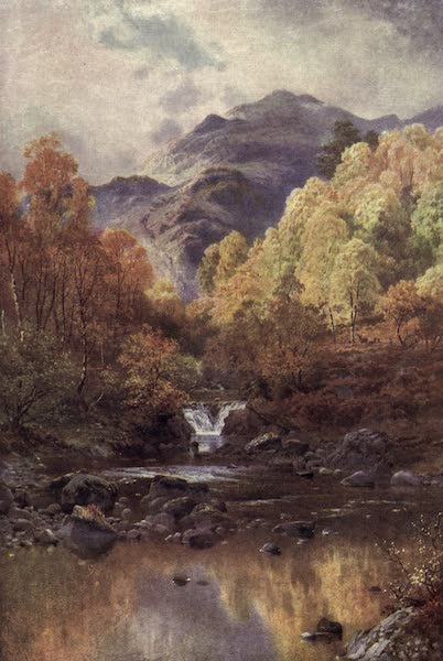 Bonnie Scotland Painted and Described - In the Heart of the Trossachs, Perthshire (1912)