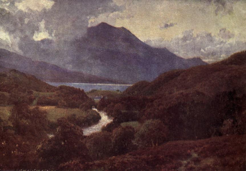 Bonnie Scotland Painted and Described - Brig o' Turk and Ben Venue, Perthshire (1912)
