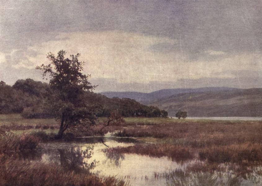 Bonnie Scotland Painted and Described - Loch Vennachar, Perthshire (1912)