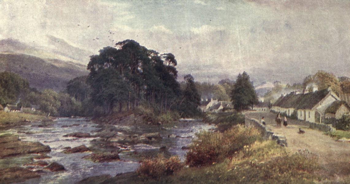 Bonnie Scotland Painted and Described - Killin, Perthshire (1912)