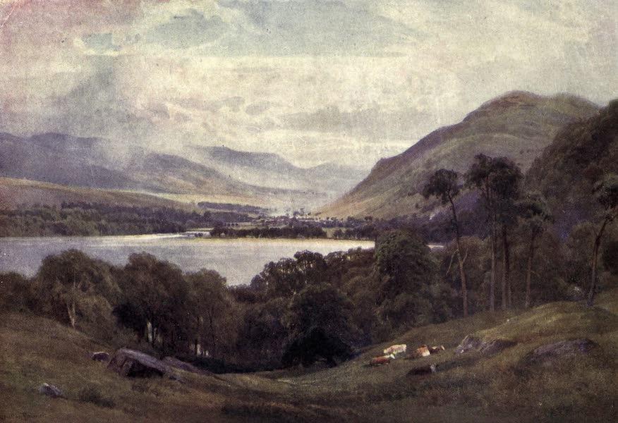 Bonnie Scotland Painted and Described - Killin, Head of Loch Tay, Perthshire (1912)
