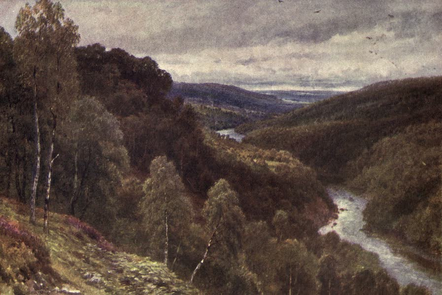 Bonnie Scotland Painted and Described - Strath Glass, Inverness-shire (1912)