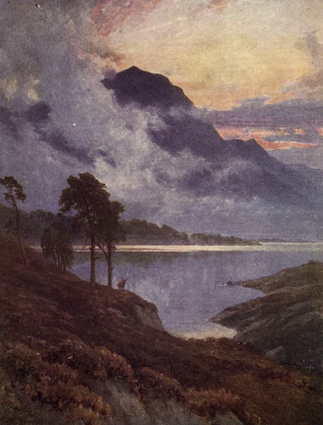Bonnie Scotland Painted and Described - A Highland View (1912)