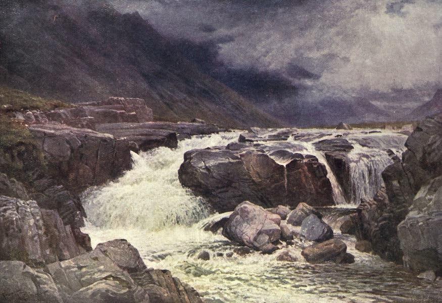 Bonnie Scotland Painted and Described - River Coe, Glencoe, Argyllshire (1912)